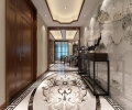 怡东花园联排别墅中式风格设计