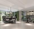 怡东花园联排别墅简约风格设计