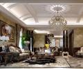 金轩大邸大宅项目装修设计案例