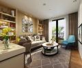 久事西郊别墅项目装修现代风格设计