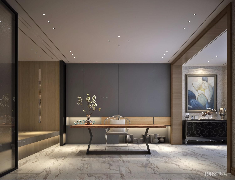 两居室现代简约休闲区