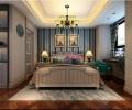 【山水空间装饰】高速时代城洋房美式装修家居