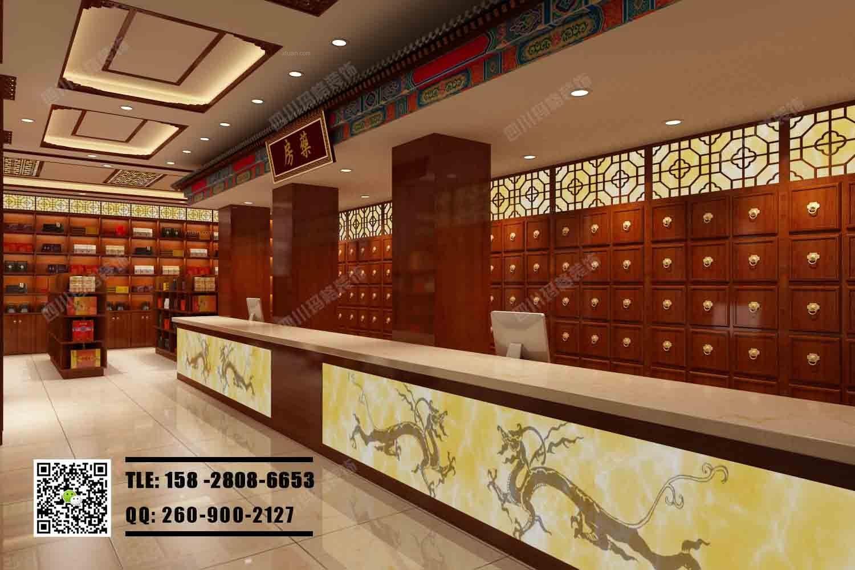 中式风格医院