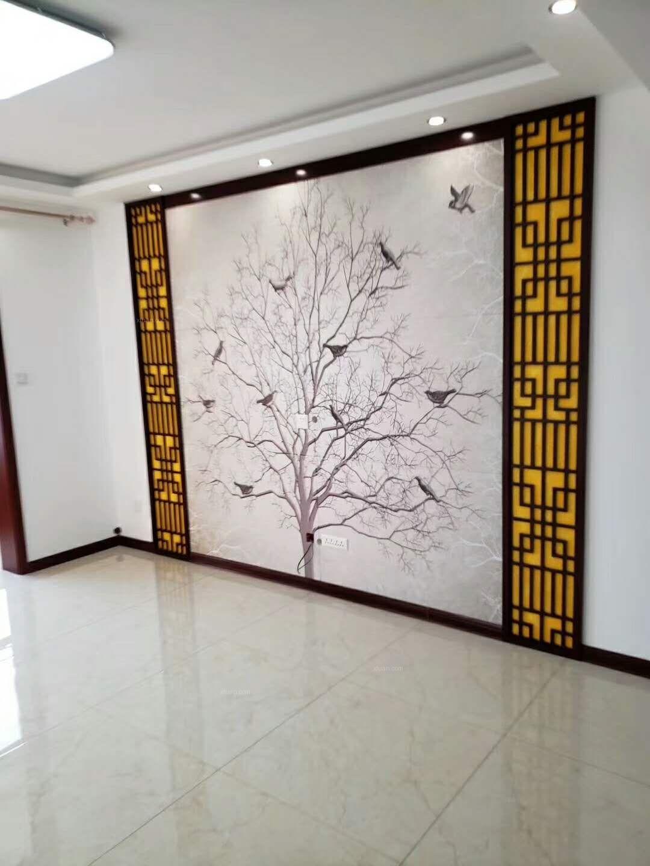 金峰帝景135新中式装修