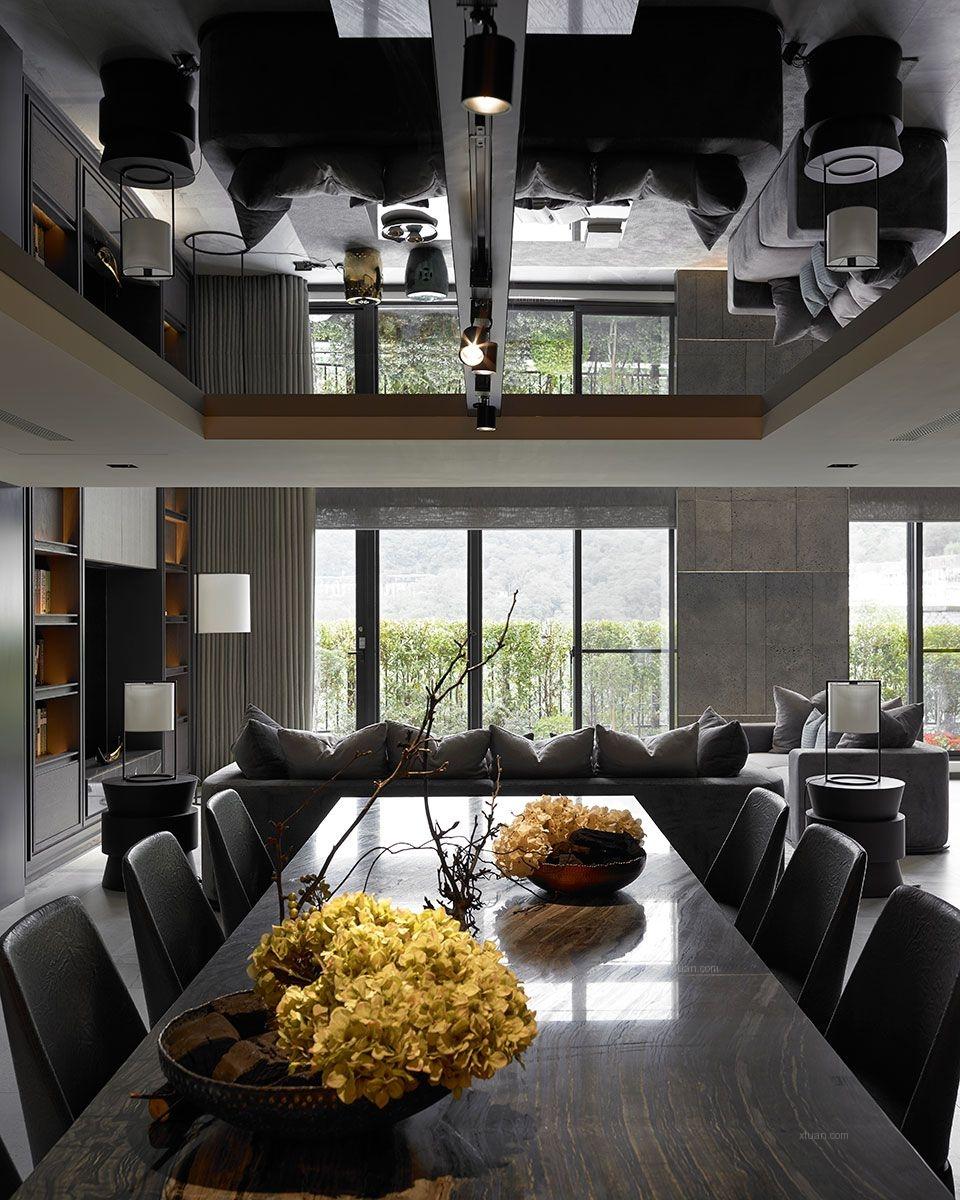 一室一厅餐厅