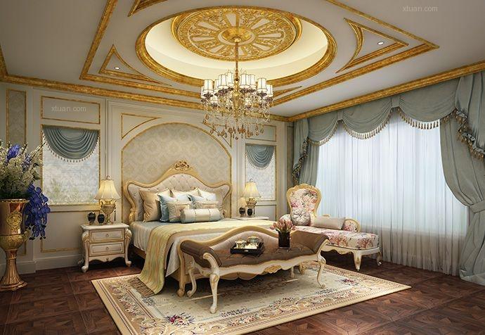 一品漫城别墅装修欧式古典风格设计