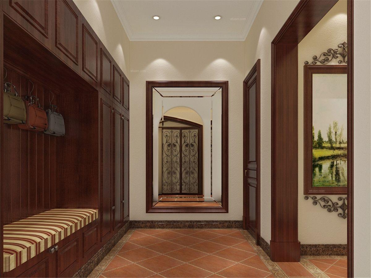 一品漫城三期别墅装修设计案例