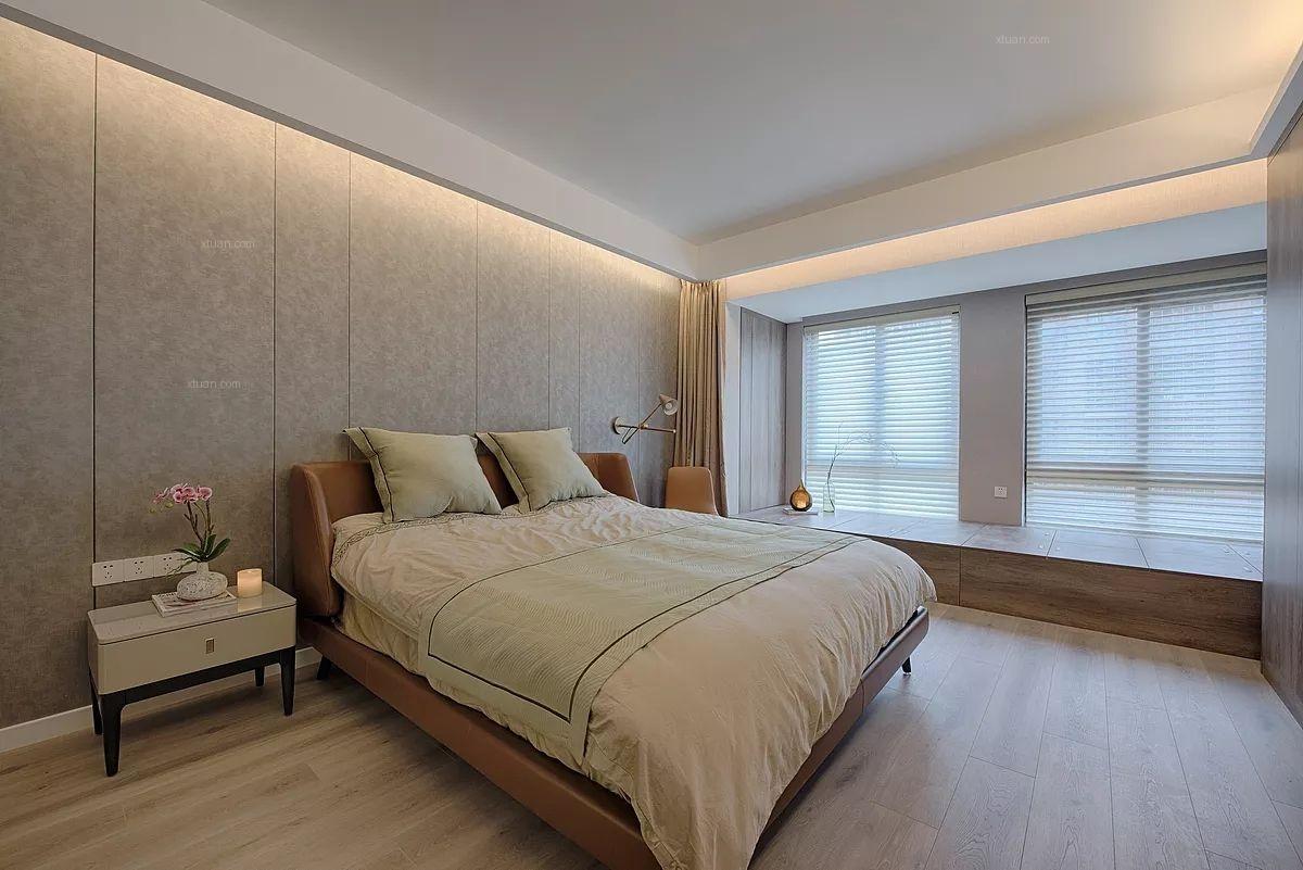 浦东星河湾别墅装修现代风格设计