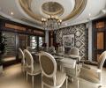 祥和尊邸别墅装修欧式古典风格设计