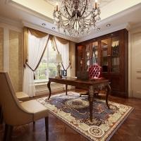 汇贤阁别墅装修欧式古典风格设计