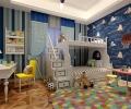 保利艾庐别墅装修美式风格设计