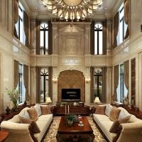 800平独栋别墅装修设计案例