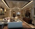 800平别墅装修欧式古典风格设计