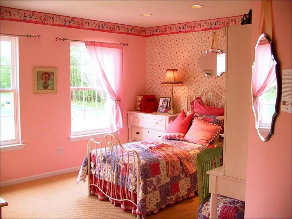 别墅现代风格小卧室
