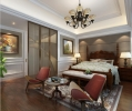 西郊庄园别墅欧式古典风格设计