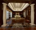 棕榈泉花园三期独栋别墅欧式古典风格