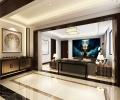 上海蓝堡公馆别墅项目装修设计