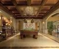 万科城市花园别墅装修欧式古典风格