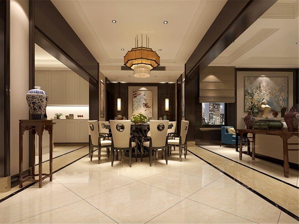 东源丽晶别墅现代风格设计