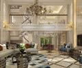 大华诺斐湾别墅装修欧式风格设计