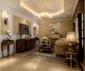 东方豪园别墅装修欧式古典风格