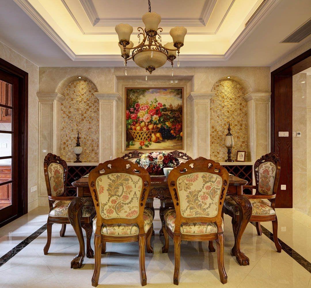 雅阁花园别墅欧式风格设计