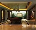 世茂湖滨花园别墅欧美风格设计