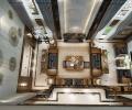 佘山银湖独栋别墅中式风格设计案例展示