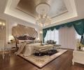 南瑞别墅欧式古典风格设计案例