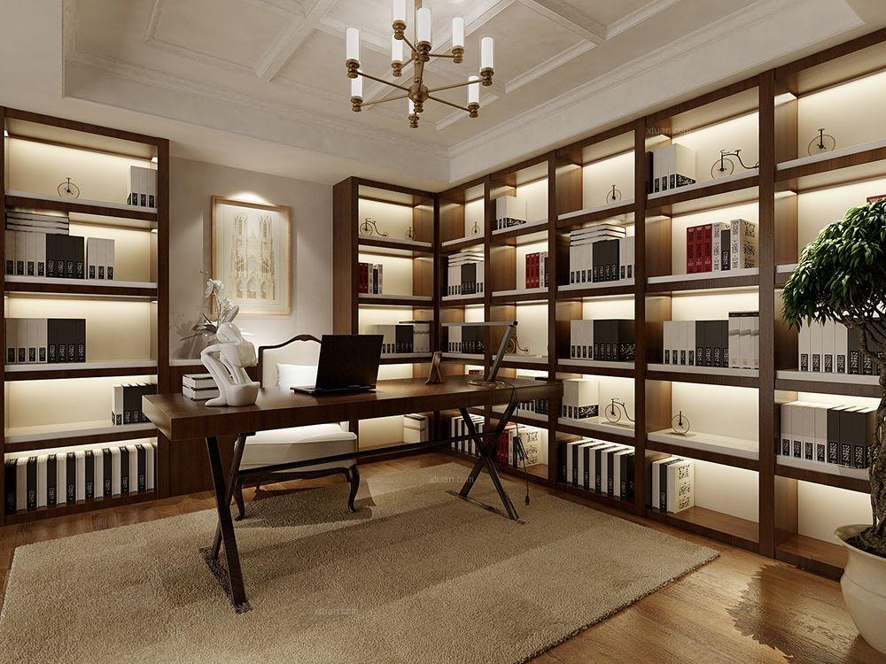 雅仕轩别墅项目装修设计案例展示
