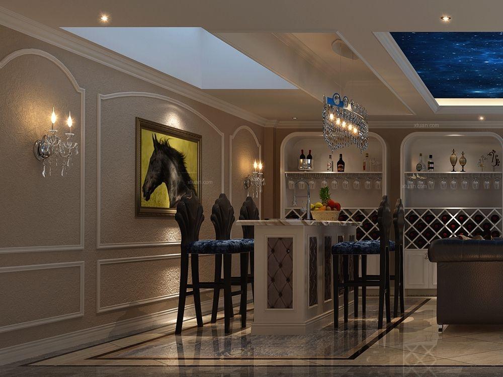 天和尚海格调别墅设计案例