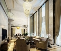 白金瀚宫800平别墅欧式古典风格