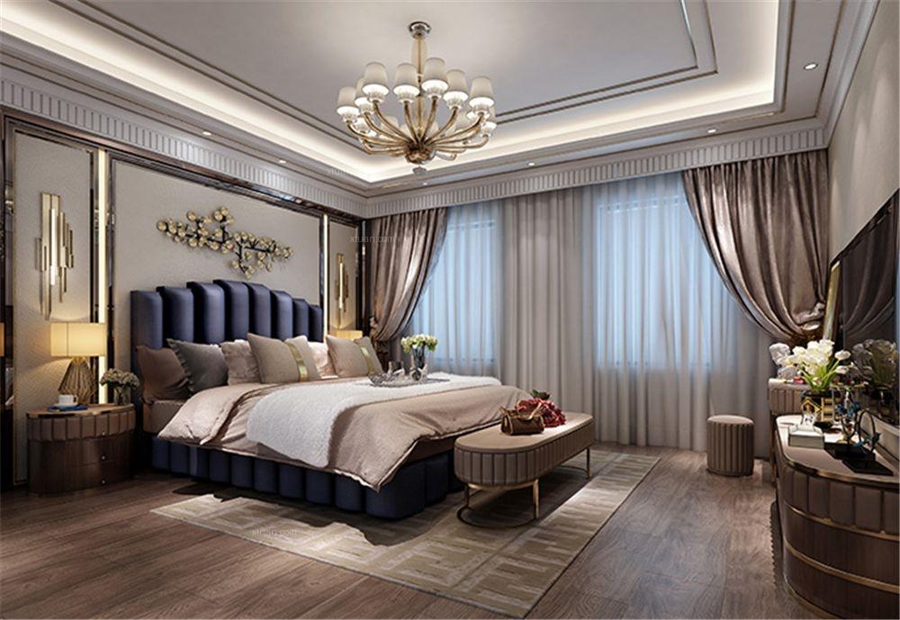 维诗凯亚别墅装修现代风格设计