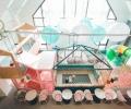青岛咖啡馆设计案例-Thalias House亲子咖啡
