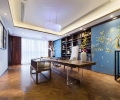 万科翡翠别墅装修东南亚风格设计