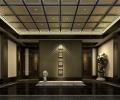 1200平别墅中式风格设计方案