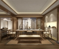 大宅别墅私人会所中式风格设计