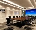 银行设计 800平现代风格