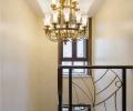 正荣国领别墅装修中式风格设计