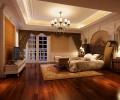 棕榈泉花园三期独栋别墅装修欧式古典