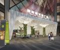 河南信阳购物中心内装设计工程
