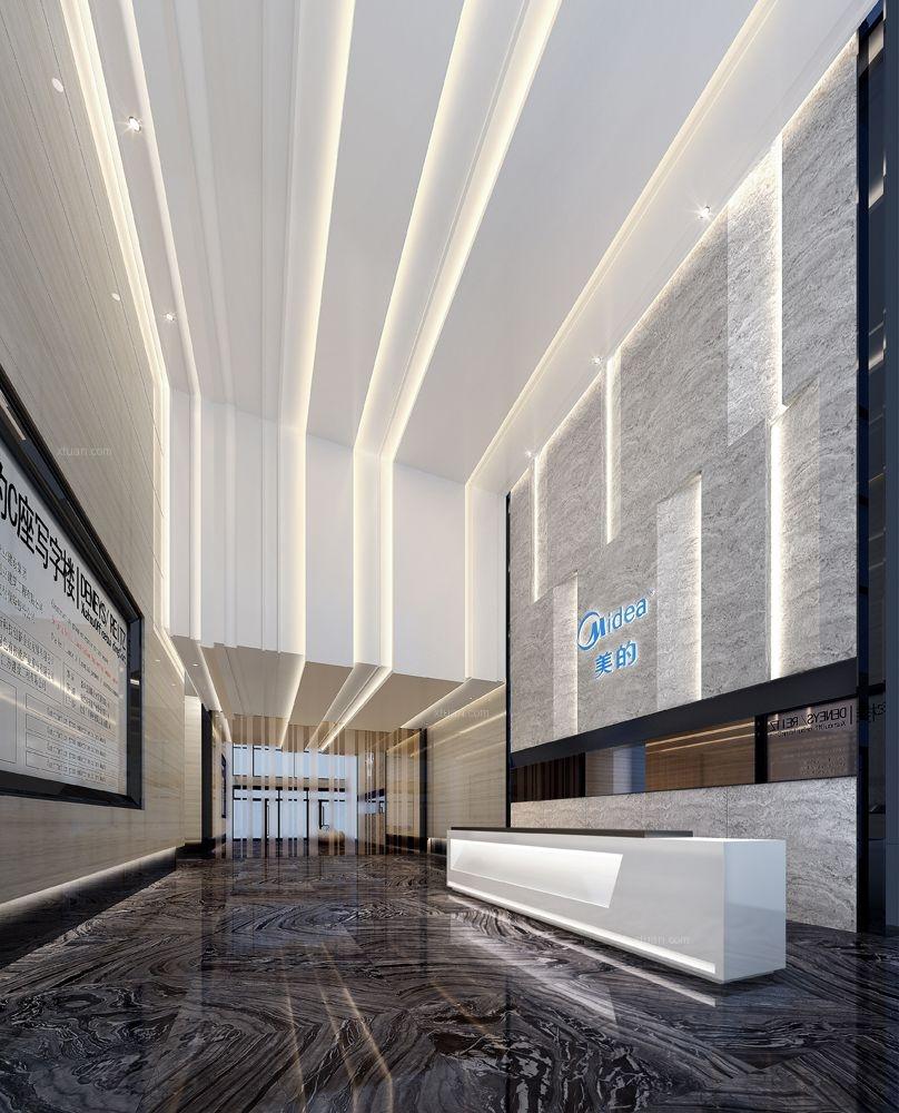 辦公樓公區設計
