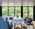 西安南山里民宿酒店设计-室内、外观、园林景观全案打造