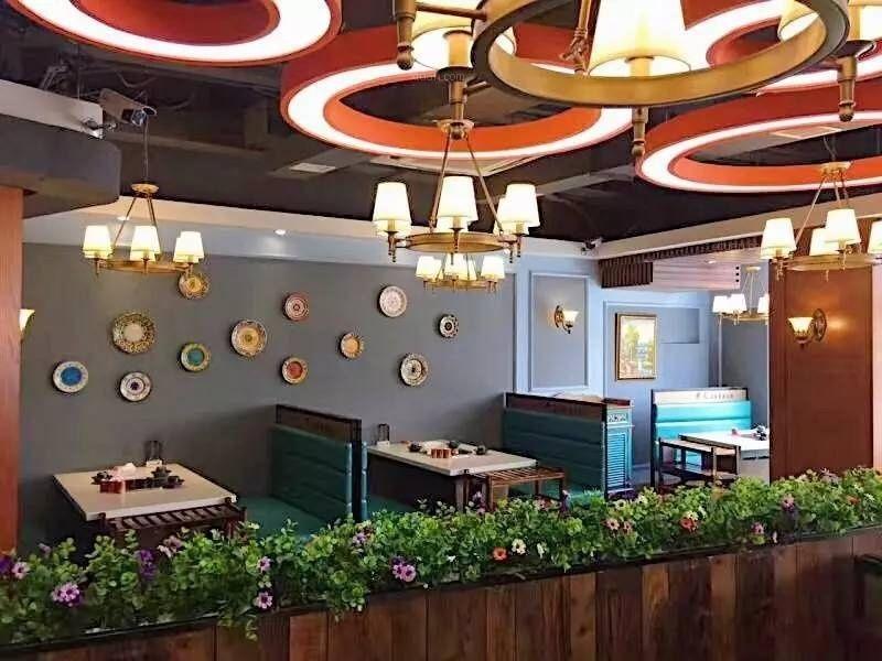 古典風格餐館