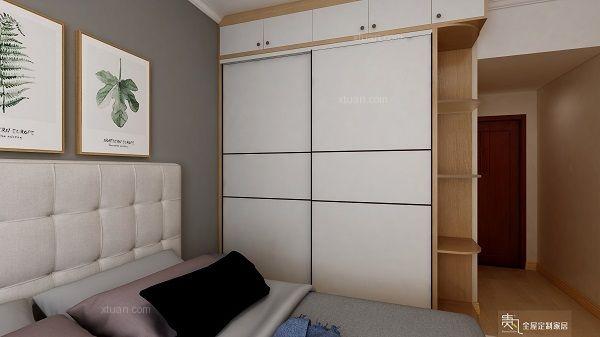 千篇一律的大白墙?江山帝景精装房改造,给家点颜色看看!