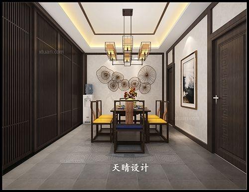 中国式四合院