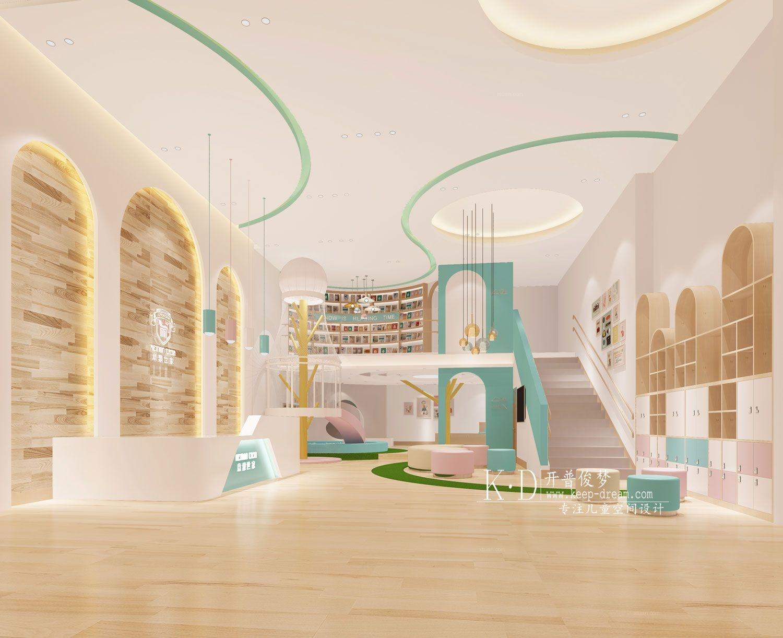 南京意蒙世家早教中心设计图