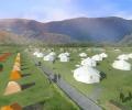 汉戈花海旅游项目规划设计