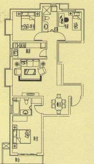电路 电路图 电子 户型 户型图 平面图 原理图 317_548 竖版 竖屏