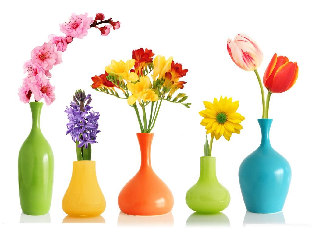 装饰花瓶的清洁与保养
